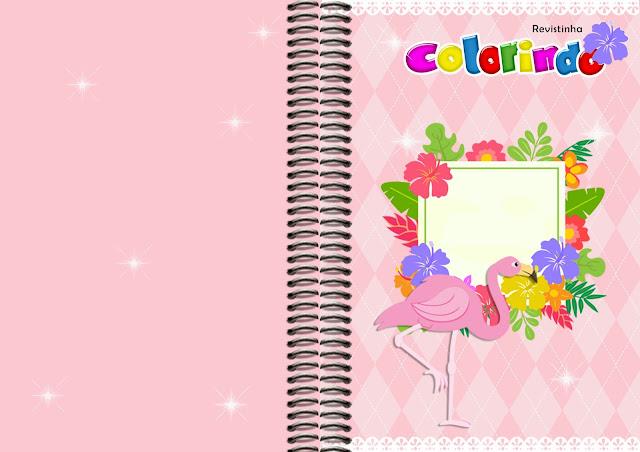 Flamingo: Free Party Printables.