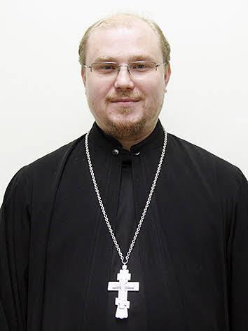 иерей Виктор Соломахин
