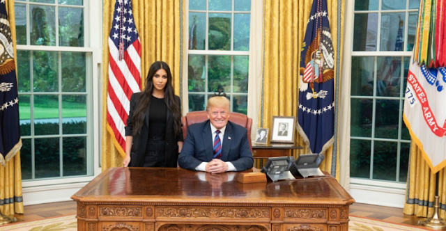 After meeting with Kim Kardashian West, Trump commutes Alice Johnson's life sentence