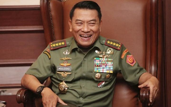 Jenderal Moeldoko Pertanyakan Fungsi FPI: Sorry Ya, Tuhan ...