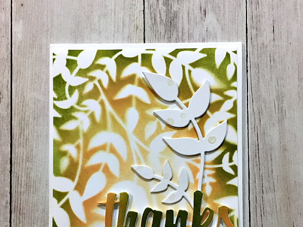 4 Crafty Chicks #376 - Give Thanks