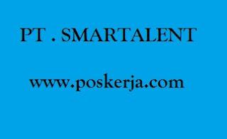 Lowongan Kerja Terbaru PT. SMARTALENT Juli 2017