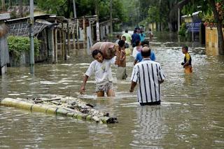 Musim Banjir, Waspadai Penyakit yang Menyertainya