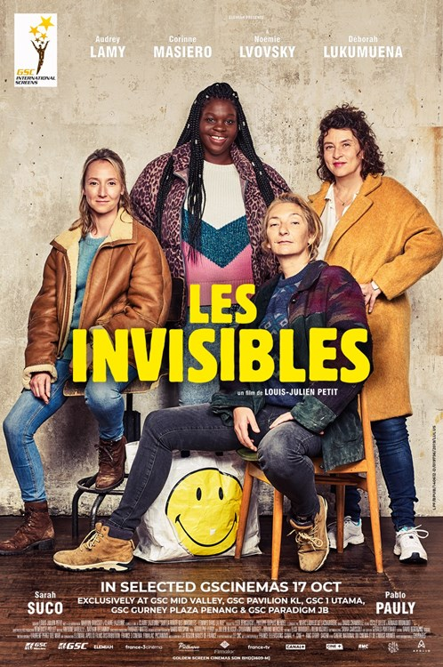 Review Filem Invisibles (EUFF)