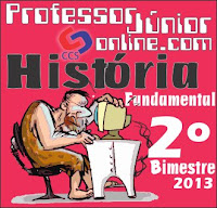 Provas de História do 2º bimestre - Fundamental