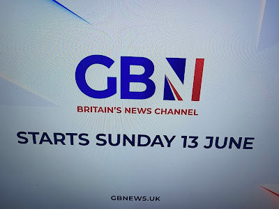 GB News Launch Date