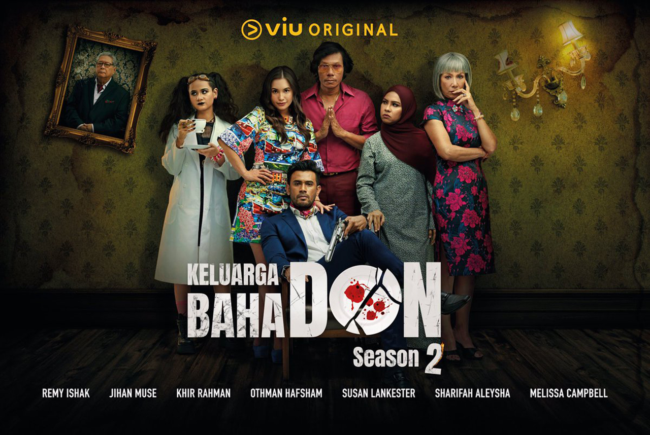 Drama Keluarga Baha Don 2 Full Episod