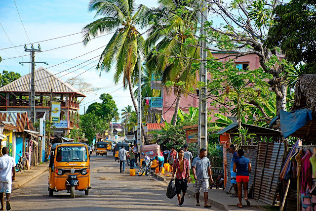 Travel to Madagascar 2020