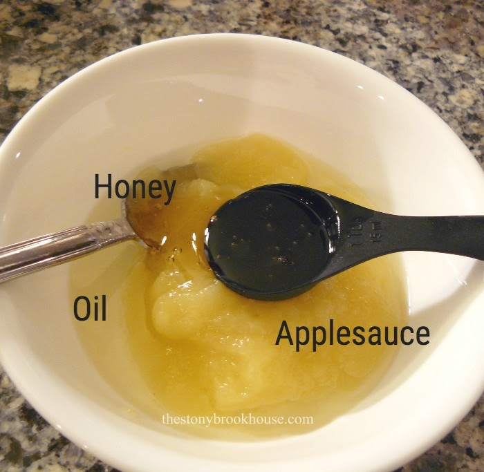Granola wet ingredients
