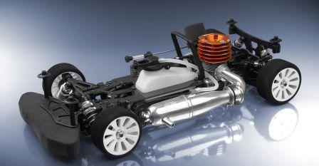 Membersihkan RC Motors