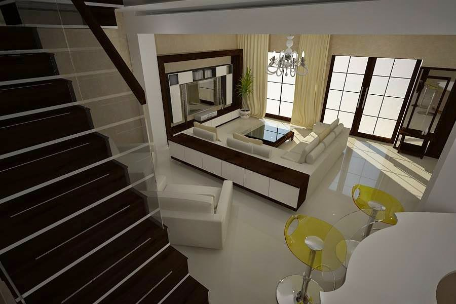 Design - interior - living - modern - Constanta