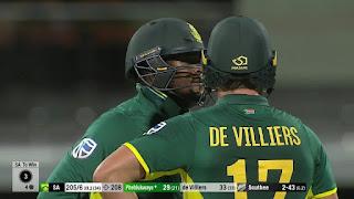 New Zealand vs South Africa 1st ODI 2017 Highlights