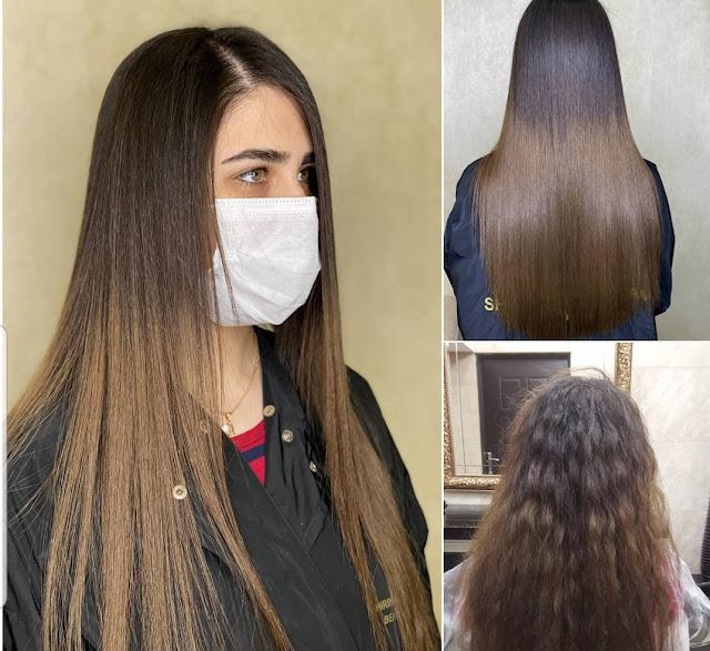 Les types de kératine pour mes cheveux et techniques de lissage