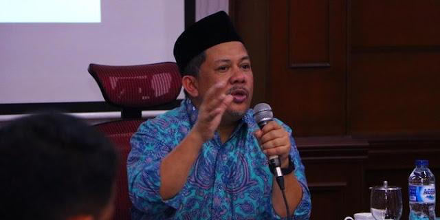 Fahri Hamzah Sebut Jokowi Lebih Banyak Melanggar HAM