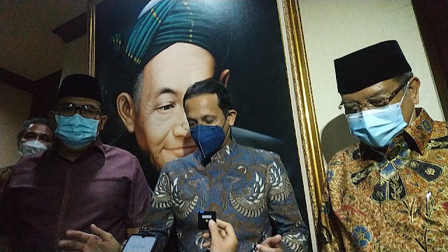 Said Aqil ke Nadiem: Kalau Kamus Sejarah Tak Ada Hasyim Asy'ari, Bangsa Rugi