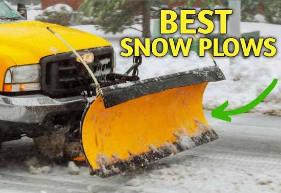 best snow plows