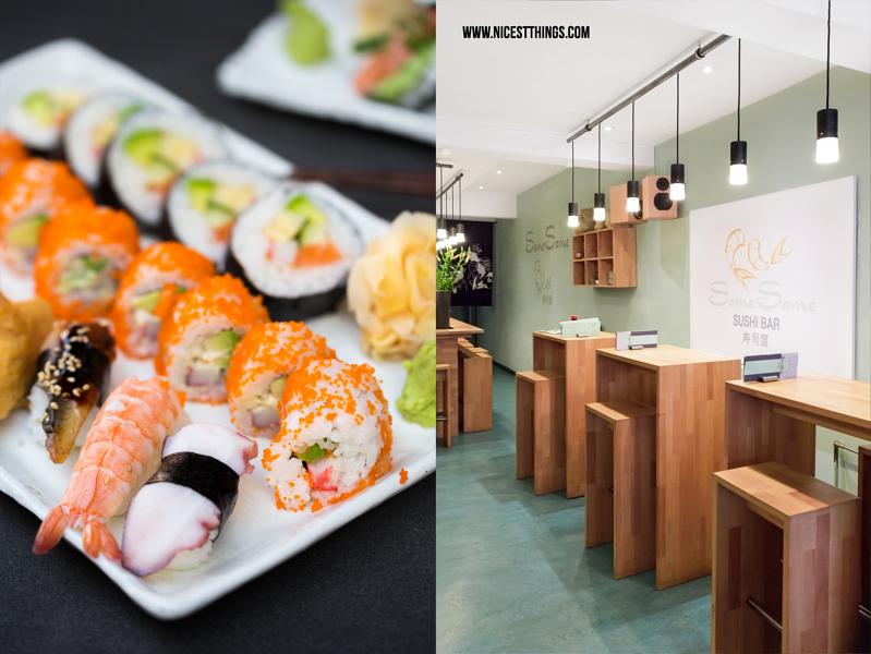 Same Same Heidelberg Sushi Restaurant