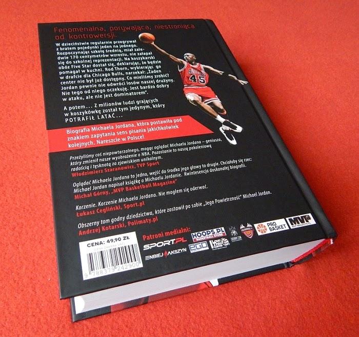szeroki zasięg za kilka dni szerokie odmiany Książki sportowe: Życie Michaela Jordana