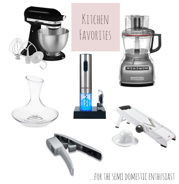 My Favorite Kitchen Gadgets