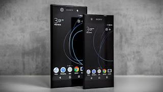 sony Xperia XA1 Ultra y XA1