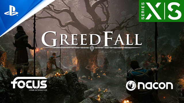 greedfall new content dlc expansion ps5 xbox series x next-gen upgrade focus home interactive nacon 2017 action role-playing game