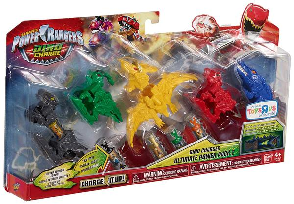 Power Rangers Dino Charge Purple Ranger Toys