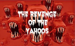 Revenge Yahoos Piranhas