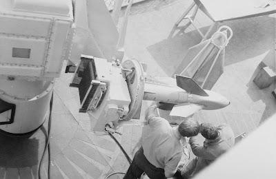 Seacat missile HMS Hermes