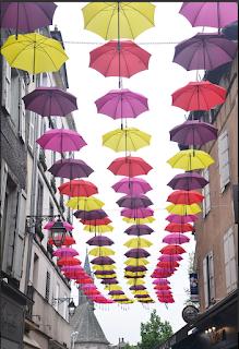 parapluie d'Auvergne Aurillac