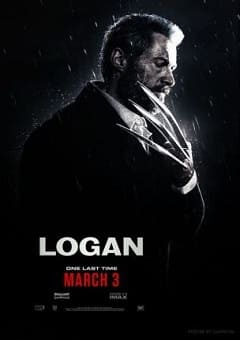 Logan - Wolverine 3 Filmes Torrent Download capa