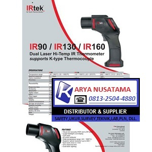 Jual Irtex Thermometer IR 130 di Lampung