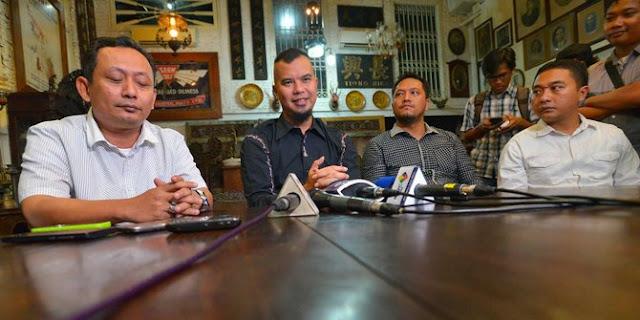 Niat nyagub DKI, Ahmad Dhani blusukan ke Kalijodo
