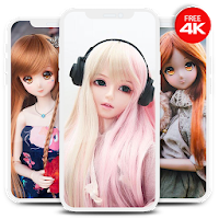 Doll Wallpapers Offline Apk free Download for Android