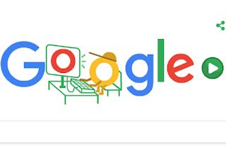 Game Google doodle populer google