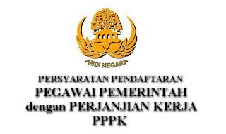 Daftar Nama-Nama Honorer PPPK