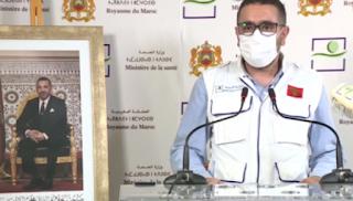 تصريح معاد المرابط بعد قرار الحكومة حظر التجول الليلي على مستوى الوطني خلال شهر رمضان
