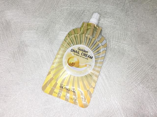 snail cream beausta