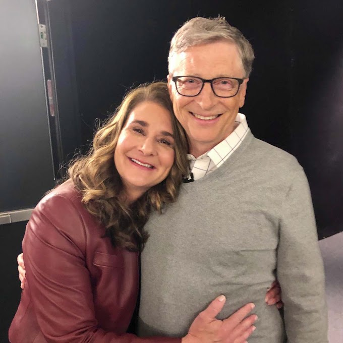 Bill Gates & Melinda Gates Are Heading For A Divorce After 27 Years Of Marriage