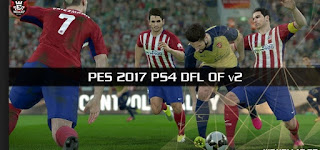 Link Download DFL OptionFile PES 2017 PS4 (FULL BUNDESLIGA/MLS/NATIONAL TEAMS) Gratis