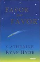 Favor por Favor una novela de Catherine Ryan Hyde, ficción literaria, actos de bondad al azar, lista de lectura