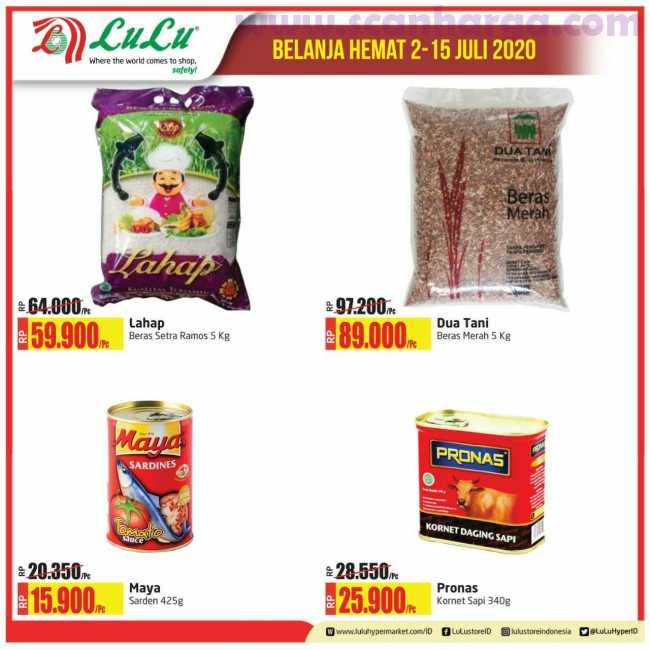 Lulu Hypermarket Katalog Belanja Hemat Terbaru Periode 2 - 15 Juli 2020 3