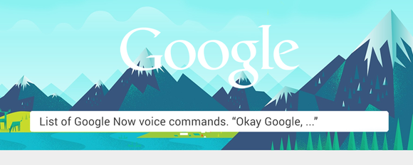 60+ Google Now Voice Commands [Infographic]