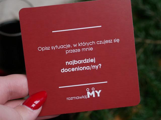Karty dla par Rozmawiaj.MY