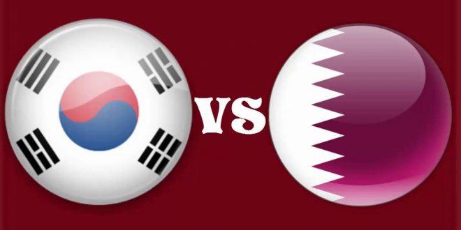 مشاهدة مباراة قطر وكوريا الجنوبية اليوم الثلاثاء 13-6-2017 بث مباشر