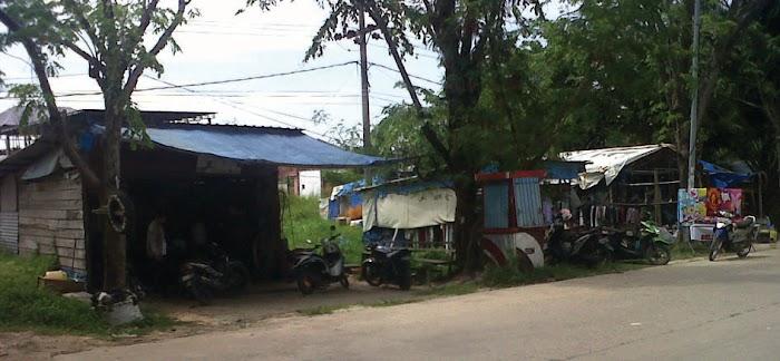 Ganggu Keindahan Kota, Dinas PUPR Dumai Cuma Surati 3 Pedagang