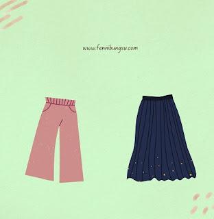 Tips dan trik fashion yang Simple, tips dan trik fashion anti ribet, tips dan trik fashion mudah, tips dan trik fashion hijab,