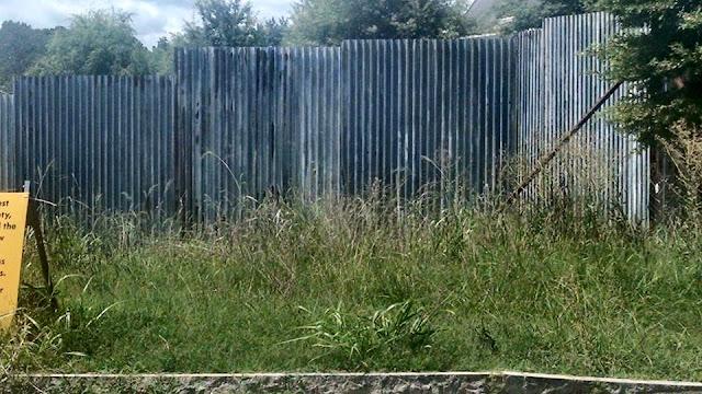 walking dead woodbury shooting locations