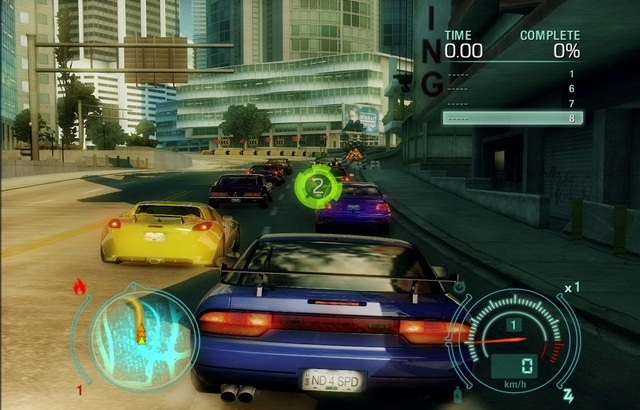 A Revolutionary Addition to the NFS Franchise In Need For Speed Hot Pursuit players will experience the thrill of the chase and the rush of the escape as they play