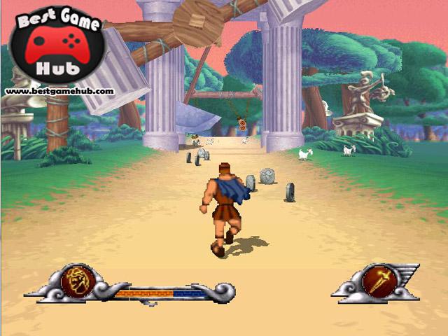 Disney Hercules Game Download For PC Free