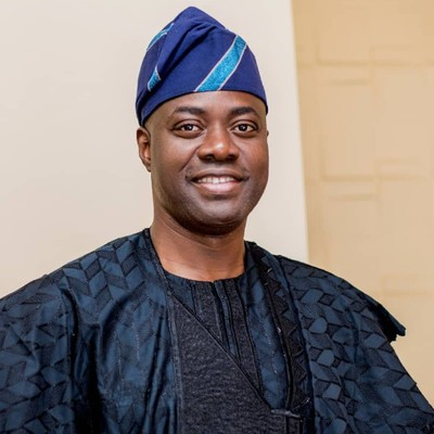COVID-19: It's a top war for me to be in isolation, Oyo Gov. Seyi Makinde laments